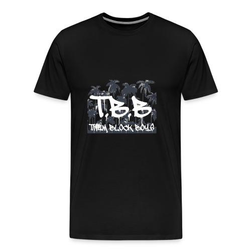 THEM BLOCK BOYS1 1 - Men's Premium T-Shirt