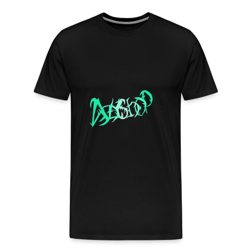 The logo of azyshop - Men's Premium T-Shirt
