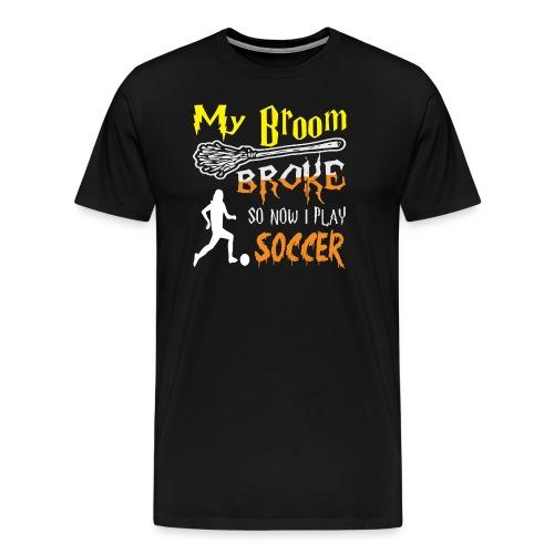 Funny Halloween T Shirts - Men's Premium T-Shirt