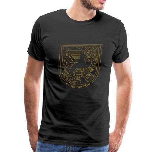 simorgh badge - Men's Premium T-Shirt