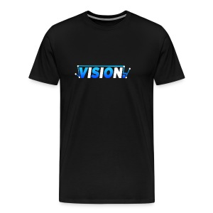 Vision Long-sleeve and T - Shirt - Men's Premium T-Shirt