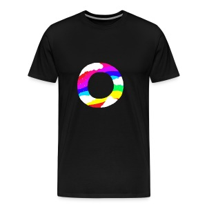 The Little Book of Daytime Illusions Logo - Men's Premium T-Shirt