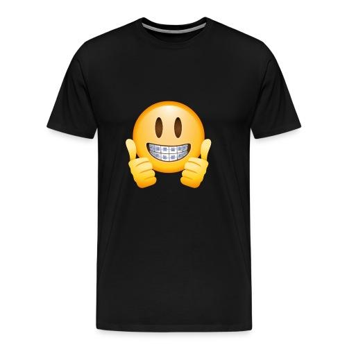 Brace face - Men's Premium T-Shirt