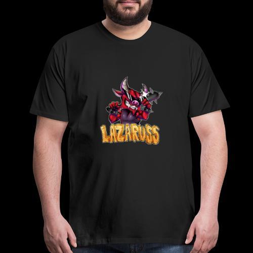 Lazaruss Logo - Men's Premium T-Shirt