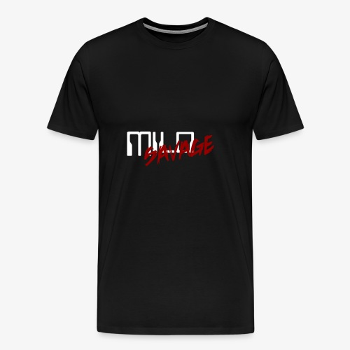 Blood Savage - Men's Premium T-Shirt