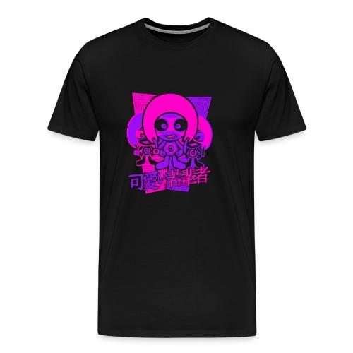 Daredevil Mascot - Men's Premium T-Shirt