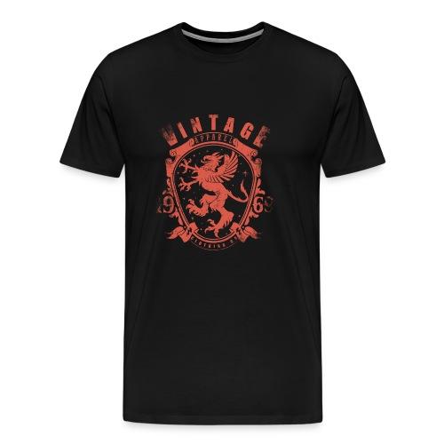 Lion Shield - Men's Premium T-Shirt