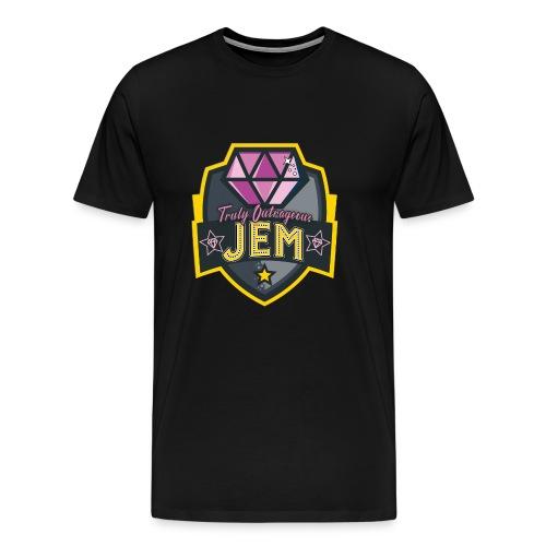 Truly Outrageous Jem - Men's Premium T-Shirt