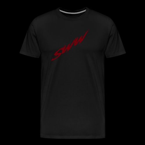 SWW Logo - Men's Premium T-Shirt