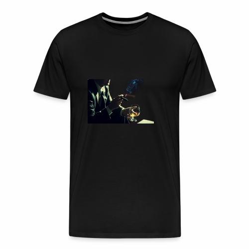 Smoking - Men's Premium T-Shirt