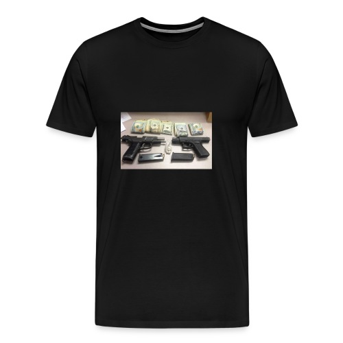 the real deal - Men's Premium T-Shirt