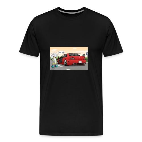 evo and sonic - Men's Premium T-Shirt