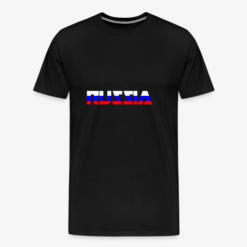 Patriotic Wear RU - Men's Premium T-Shirt