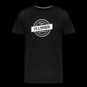 Super Plumber - Men's Premium T-Shirt