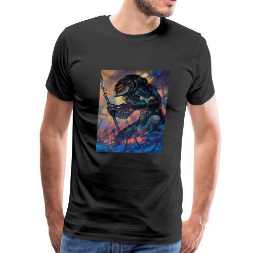 The Predator - Men's Premium T-Shirt
