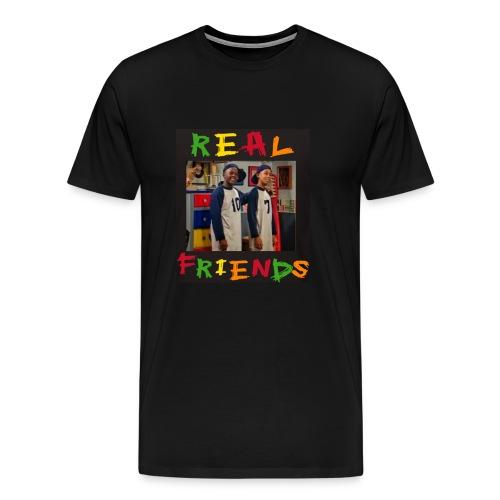 Real Friends - Men's Premium T-Shirt