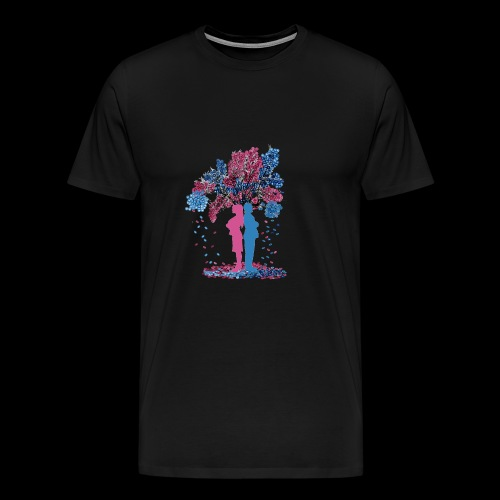 Social media - Men's Premium T-Shirt
