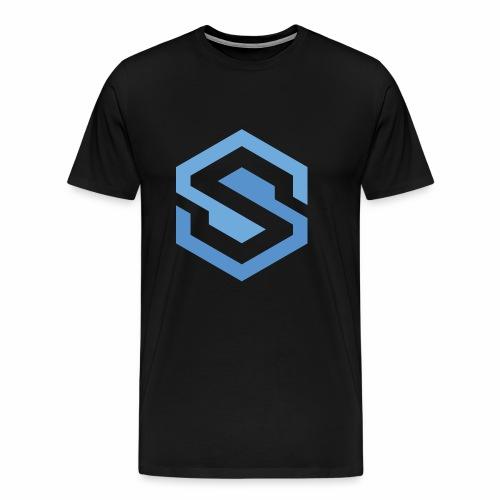 safecoin mark - Men's Premium T-Shirt