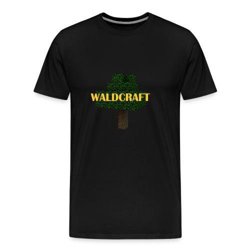 WALDCRAFT LOGO - Men's Premium T-Shirt
