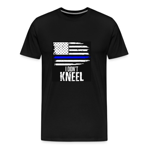 i dont knee - Men's Premium T-Shirt