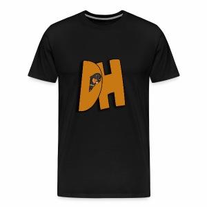 DH LOGO DUKE - Men's Premium T-Shirt