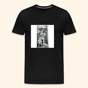 HAUNTED - Men's Premium T-Shirt
