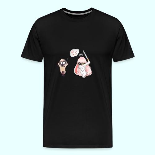 Fear Me! - Men's Premium T-Shirt