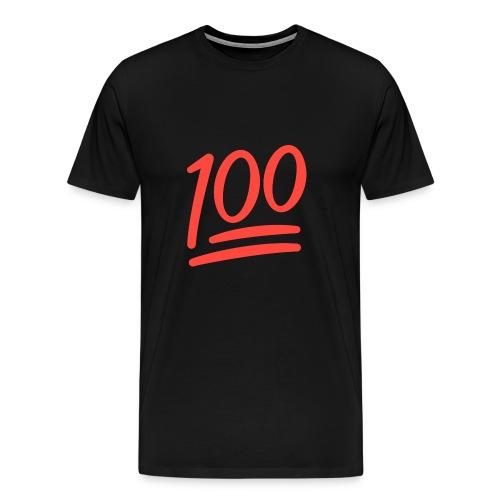 100 Posts - Men's Premium T-Shirt