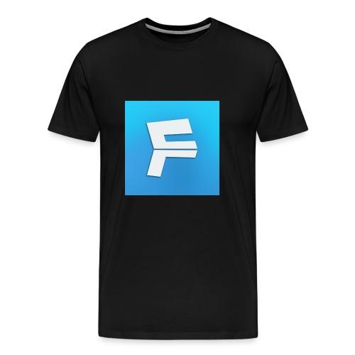 FluffyKittyPlayz - Men's Premium T-Shirt