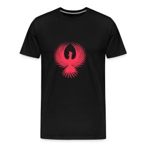 تيشيرت صمملي (BIRD) - Men's Premium T-Shirt