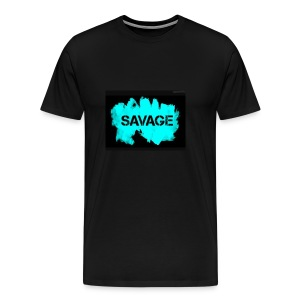 Savage merchandise - Men's Premium T-Shirt
