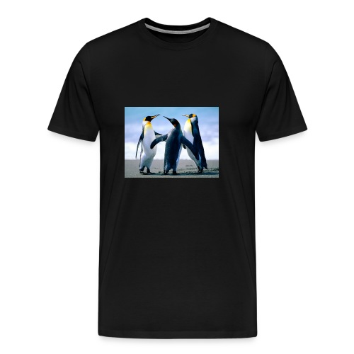 Penguins - Men's Premium T-Shirt