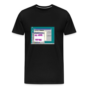 Welcome back - Men's Premium T-Shirt