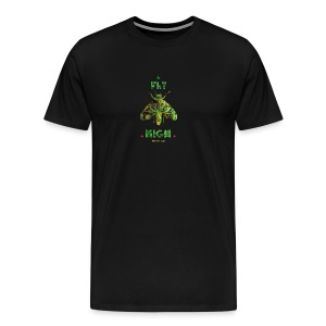 FLY HIGH Line - Men's Premium T-Shirt