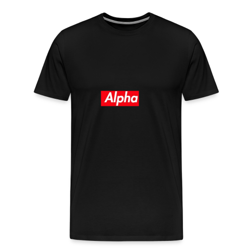 Alpha Squad - Men's Premium T-Shirt