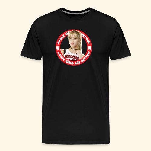AGAB - Men's Premium T-Shirt
