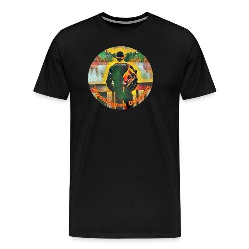 WoodPigeon Outdoors - Men's Premium T-Shirt