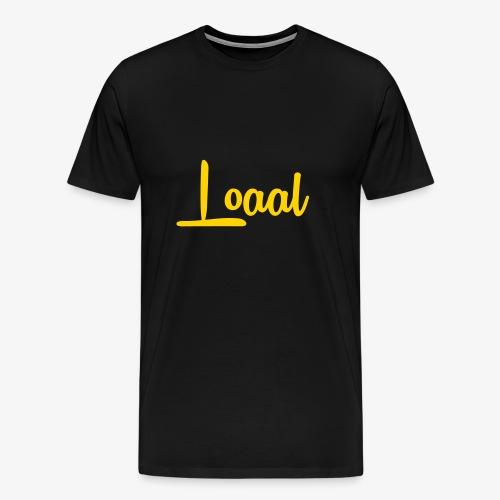 Loaal Original - Men's Premium T-Shirt
