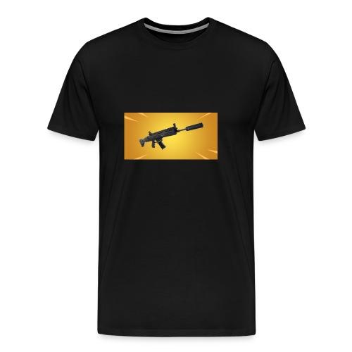 suppressed scar - Men's Premium T-Shirt