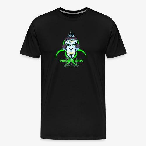 Neurofunk - Men's Premium T-Shirt