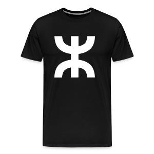 Aza Amazigh T-Shirt - Men's Premium T-Shirt