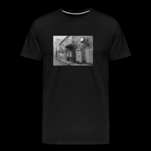 Stormy's Portland Alley - Men's Premium T-Shirt