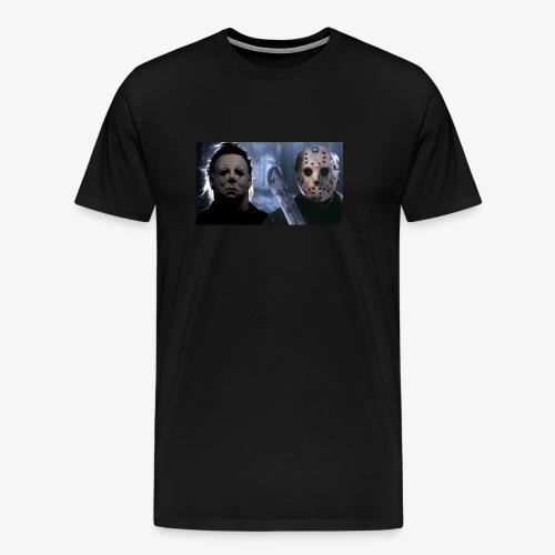 Myers and Jason - Men's Premium T-Shirt