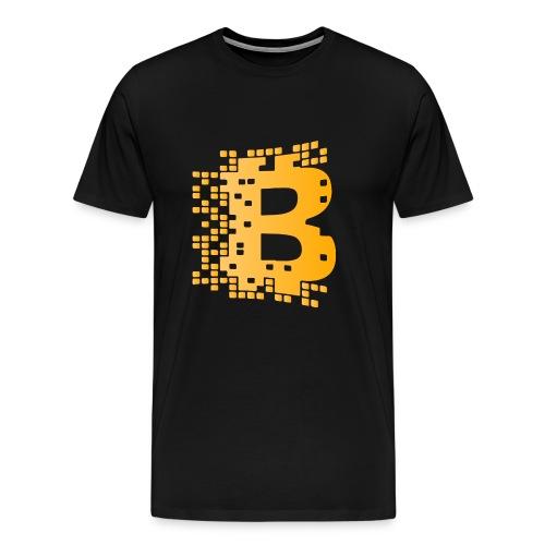 blockchaingold - Men's Premium T-Shirt