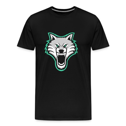 Lobo Feroz - Men's Premium T-Shirt