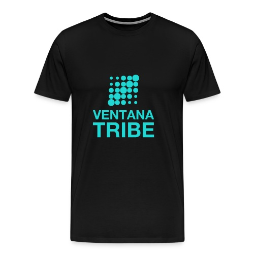 Ventana Tribe Official Logo - Men's Premium T-Shirt