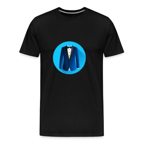 5DF85967 84FF 4487 B0BC D87349E7AD24 - Men's Premium T-Shirt