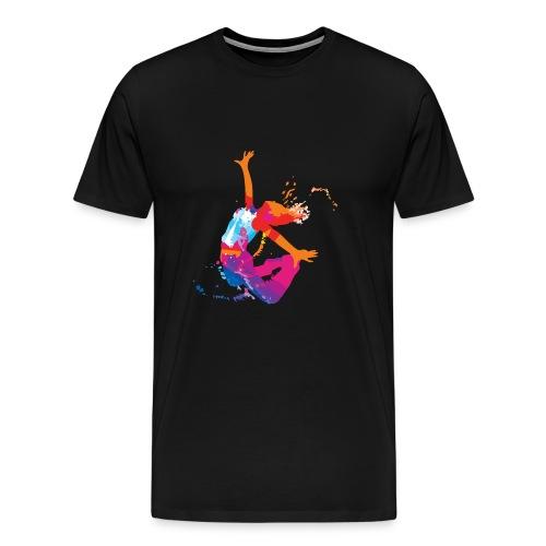 jump - Men's Premium T-Shirt