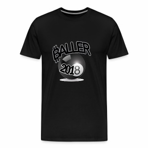 Only Ballers Can Wear This - Men's Premium T-Shirt