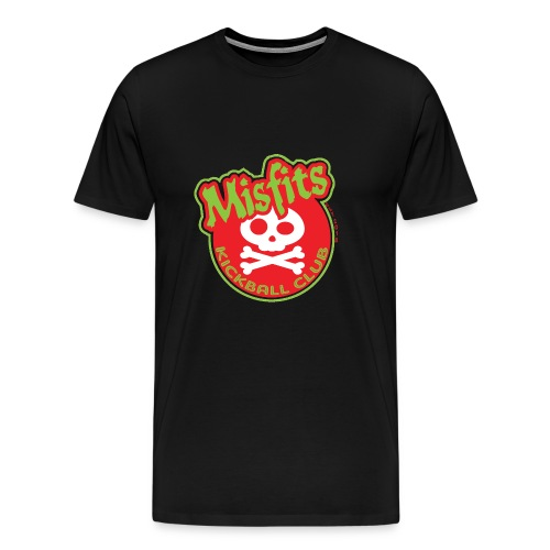 Misfits New Logo - Men's Premium T-Shirt